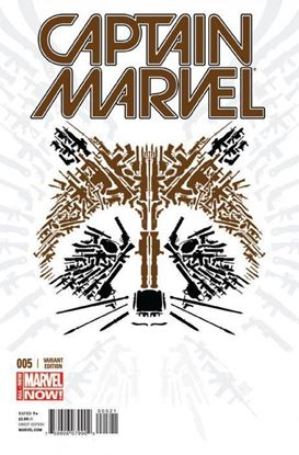 Marvel Variant JTC Details about  /Champion #1 Negative Space Ms